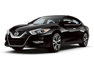2016 Nissan Maxima Sedan Super Black