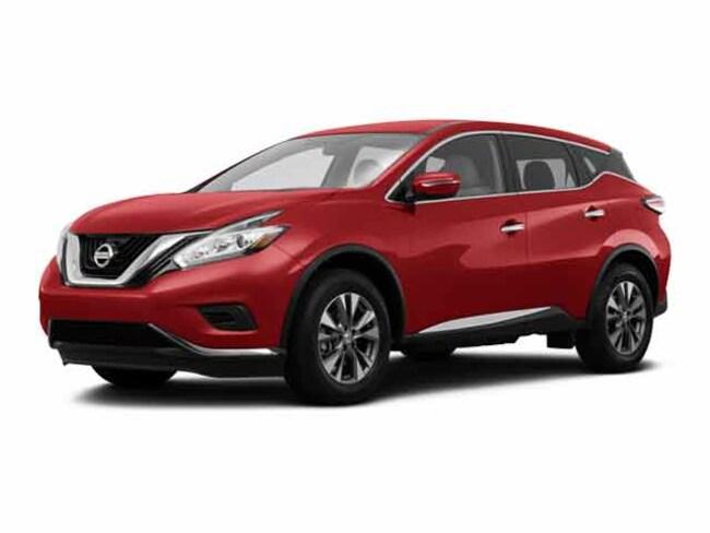 Certified 2016 Nissan Murano Platinum SUV Lake Norman