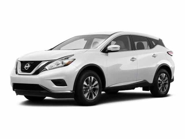Used 2016 Nissan Murano Greensboro NC | VIN: 5N1AZ2MH8GN113158