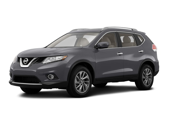 Used 2016 Nissan Rogue SL SUV in Manchester NH