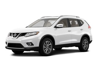 Certified Pre-Owned 2016 Nissan Rogue SL SUV for sale in Aurora, CO