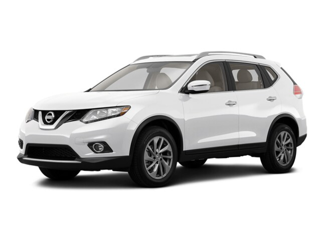 Used 2016 Nissan Rogue SL SUV For Sale Aurora, CO