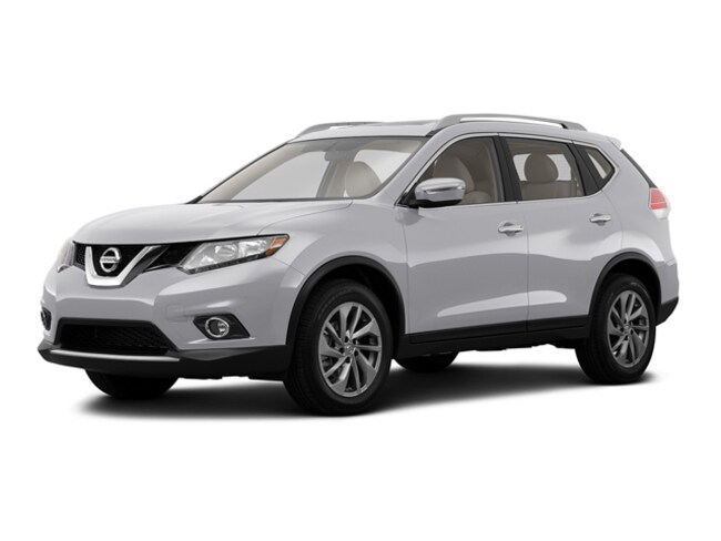 Used 2016 Nissan Rogue Sl For Sale Greenville Sc