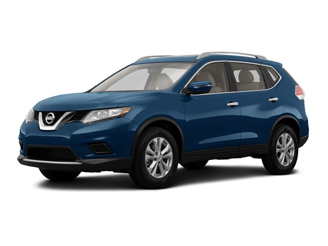 Nissan Suv Used >> Used 2016 Nissan Rogue Awd 4dr Sv Suv Arctic Blue For Sale