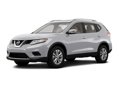 Simmons Rockwell Nissan >> Used 2016 Nissan Rogue For Sale At Simmons Rockwell Ford Inc
