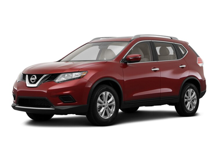 Used 2016 Nissan Rogue SV SUV in Columbia, MO