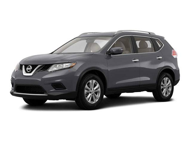 2016 Nissan Rogue SV SUV