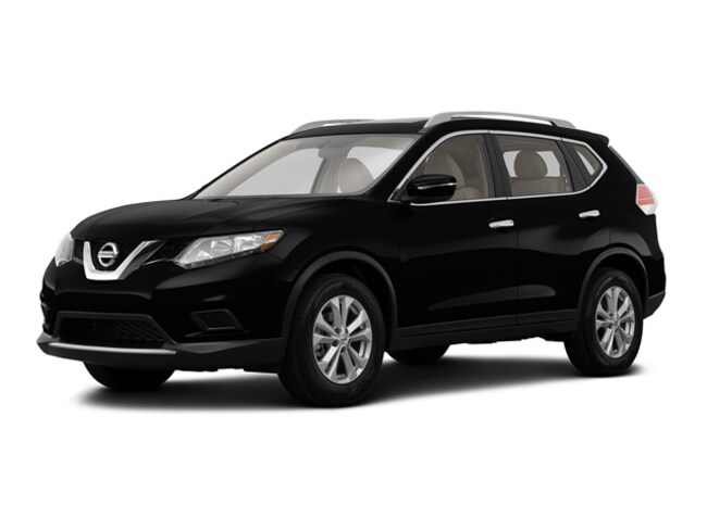 Used 2016 Nissan Rogue SV SUV  for sale in Wilkes Barre