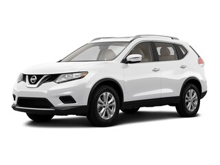 Certified 2016 Nissan Rogue SV SUV for sale near you in Corona, CA