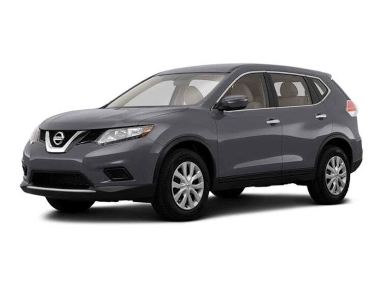Used 2016 Nissan Rogue S SUV for sale in Cumberland, MD