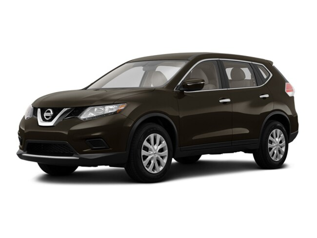 Certified Pre-Owned 2016 Nissan Rogue S SUV For Sale in Memphis, TN