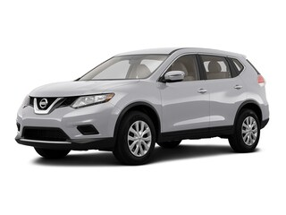 2016 Nissan Rogue S FWD Sport Utility