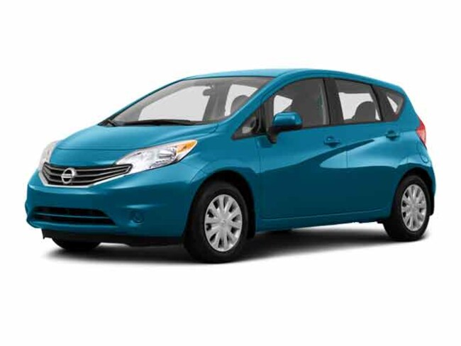 Used 2016 Nissan Versa Note S Plus Hatchback Eugene, OR