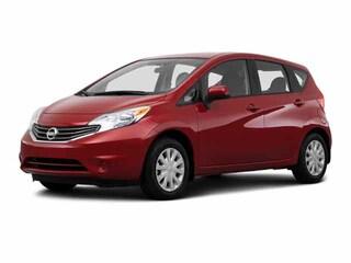 2016 Nissan Versa Note SV Hatchback