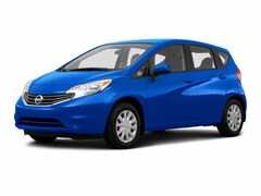 Certified Used 2016 Nissan Versa Note S Hatchback in Lebanon NH