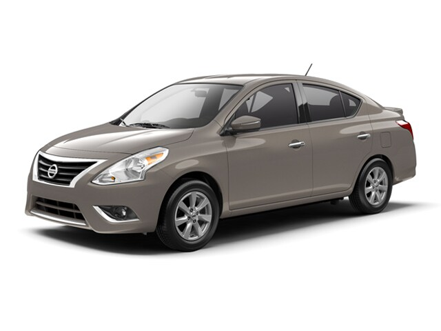 2016 Nissan Versa 1.6 SL Sedan