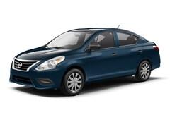 2016 Nissan Versa 1.6 S Plus Sedan