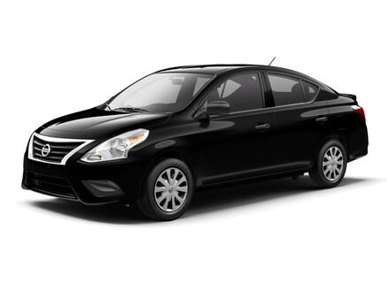 2016 Nissan Versa 1.6 S+ Sedan