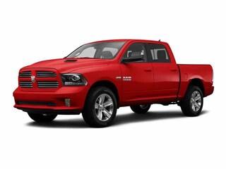 2016 Ram 1500 Sport C/C 4x4 - TorRed Edition! Sunroof! Nav! Truck Crew Cab