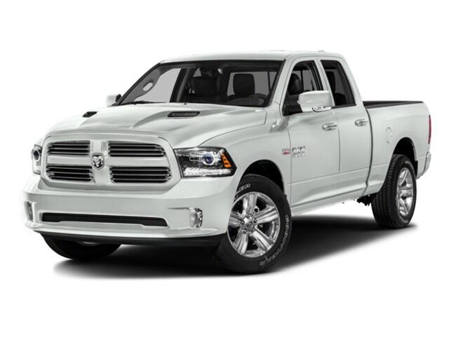 2016 Ram 1500 SPORT -- NICE TRUCK -- GREAT SHAPE ---  Truck Quad Cab