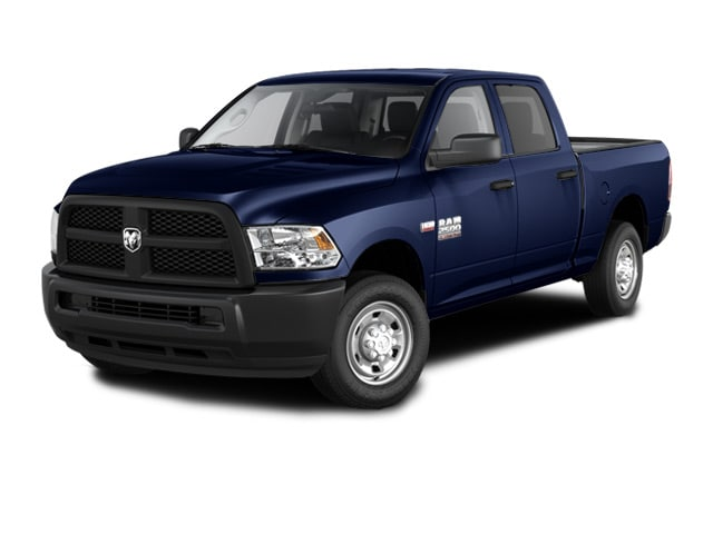 2016 Ram 2500 Big Horn Truck Crew Cab
