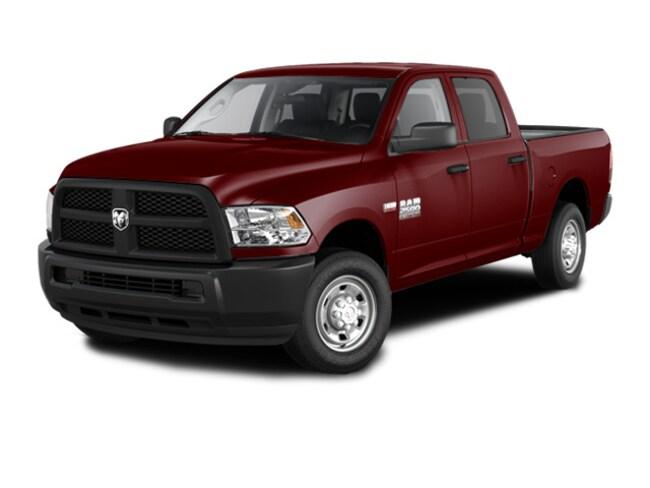 2016 Ram 2500 Tradesman Truck Crew Cab