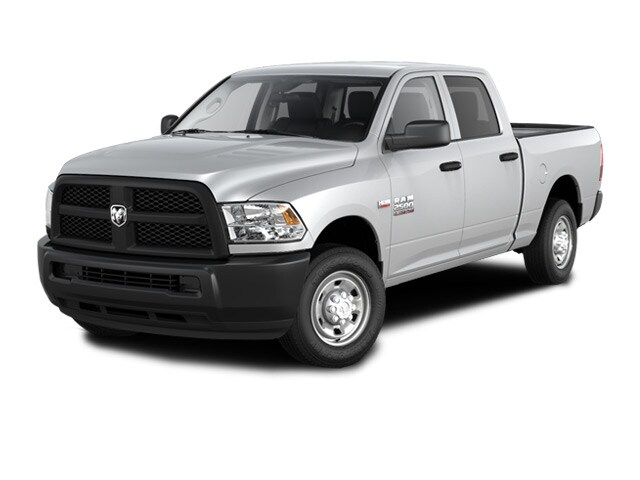 Used 2016 Ram 2500 Tradesman Truck Crew Cab For Sale in