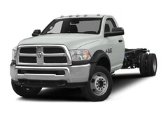 2016 Ram 4500 Chassis Truck Regular Cab
