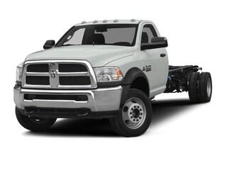 2016 Ram 4500 Chassis Tradesman/SLT Truck Regular Cab