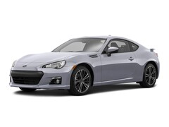 2016 Subaru BRZ Limited Coupe