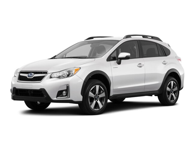 2016 Subaru Crosstrek Hybrid All-wheel Drive