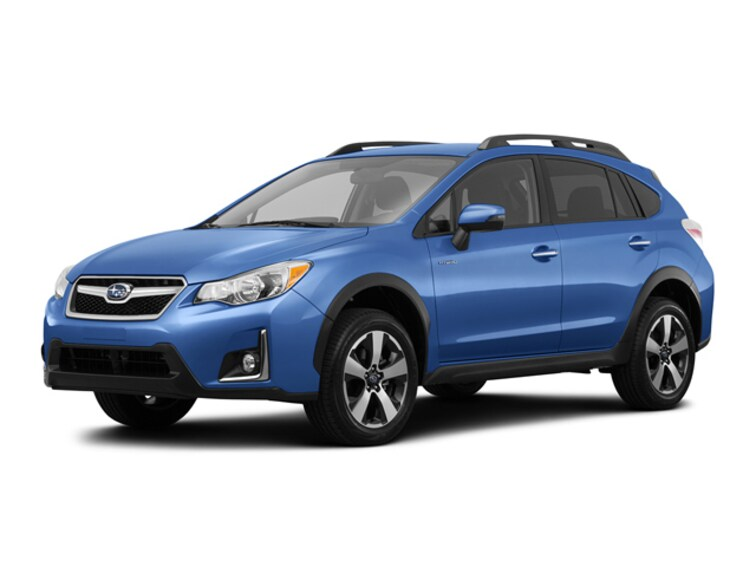 2016 Subaru Crosstrek Hybrid SUV