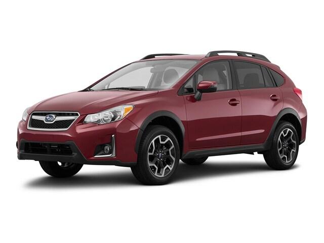 2016 Subaru Crosstrek 2.0i Limited w/ Moonroof+Nav+Keyless Access+EyeSight SUV