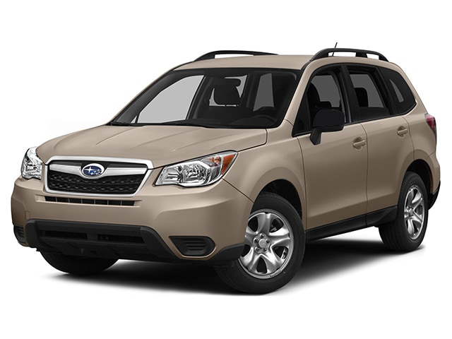 New Subaru Forester in Fairbanks