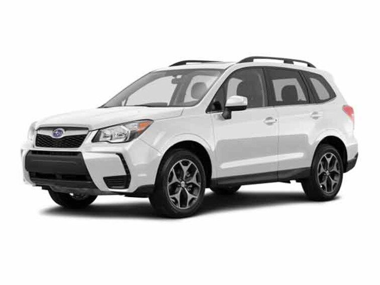 Subaru Forester 2.0 Xt Premium >> Used 2016 Subaru Forester 4dr Cvt 2 0xt Premium For Sale In