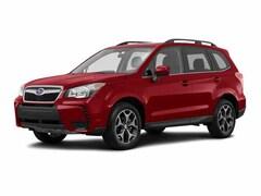 Certified Pre-Owned 2016 Subaru Forester 2.0XT Premium SUV JF2SJGDC5GH403326 for Sale in Santa Fe