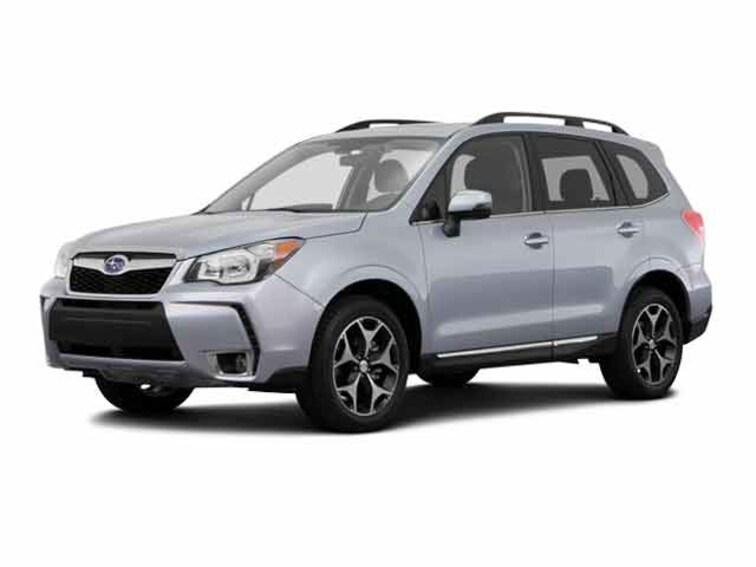 New 2016 Subaru Forester 2.0XT Touring SUV for sale in Albuquerque, NM at Garcia Subaru North