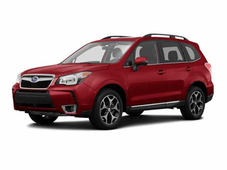 Certified 2016 Subaru Forester 2.0XT Touring SUV Victor