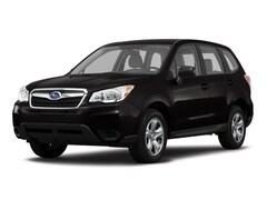 Used 2016 Subaru Forester 2.5i SUV In Auburn, ME