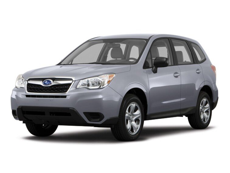 Certified Pre-Owned 2016 Subaru Forester 2.5i SUV for sale in San Antonio, TX
