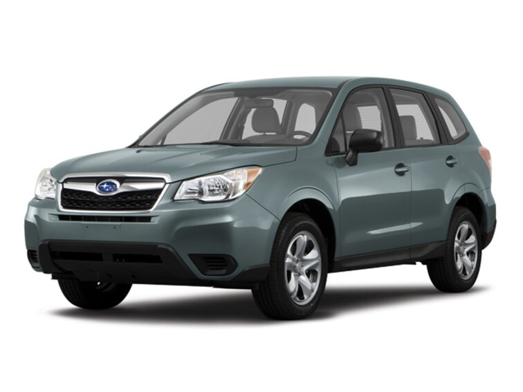 Used  2016 Subaru Forester 2.5i w/ Alloy Wheel Package SUV in South Portland Maine