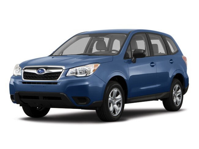 Certified-Pre-Owned 2016 Subaru Forester 2.5i SUV for-sale-near-Indianapolis
