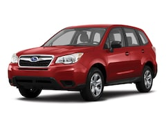 Certified Pre-Owned 2016 Subaru Forester 2.5i SUV JF2SJABC1GH505416 for Sale in Eau Claire WI