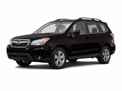 Used 2016 Subaru Forester 2.5i Limited SUV North Attleboro Massachusetts