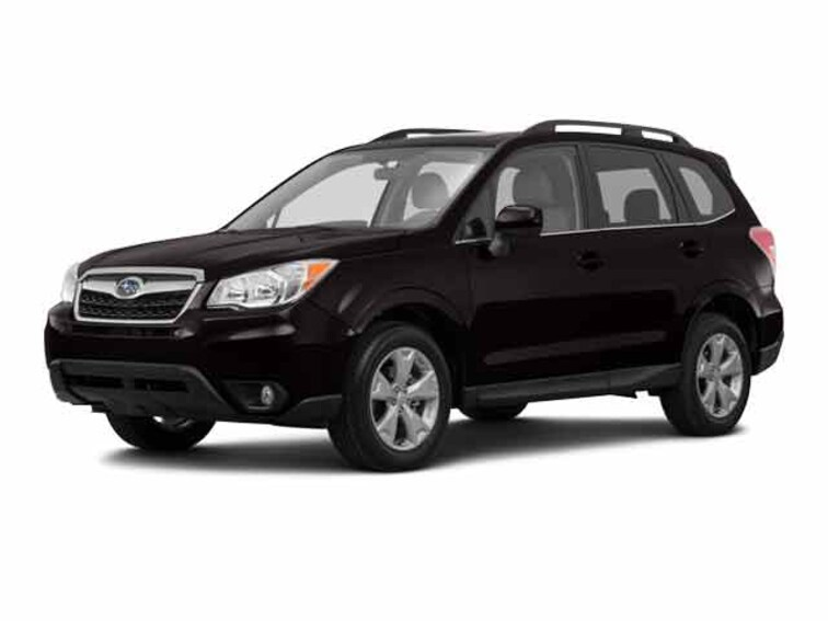 Certified 2016 Subaru Forester 2.5i Limited SUV Victor
