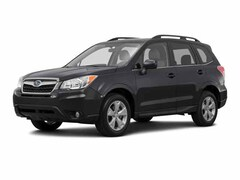 Certified Pre-Owned 2016 Subaru Forester 2.5i Limited SUV for sale in Brewster, NY