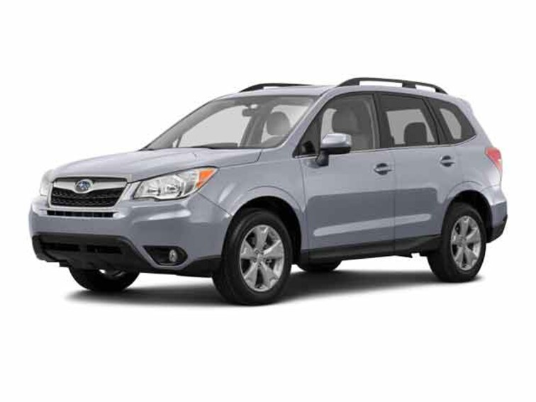 Used 2016 Subaru Forester 2.5i Limited AWD 2.5i Limited  Wagon Arlington Heights