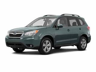 2016 Subaru Forester 2.5i Limited SUV