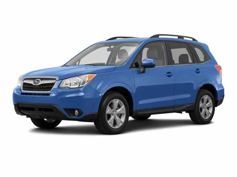 Used 2016 Subaru Forester 2.5i Limited SUV in Eugene