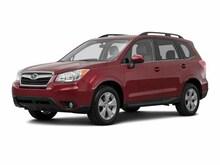 2016 Subaru Forester 2.5i Limited (CVT) SUV